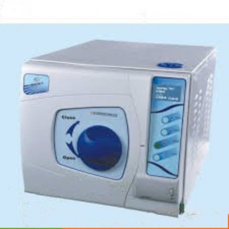 16L LCD Display Class B Dental Sterilizer Autoclave