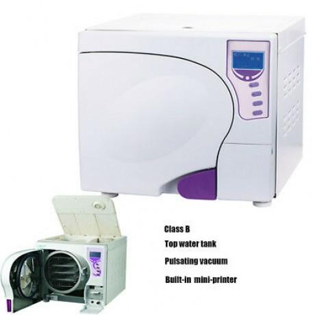 Medical LCD Display Class B 18L Dental Sterilizer Autoclave of Dental Supplier