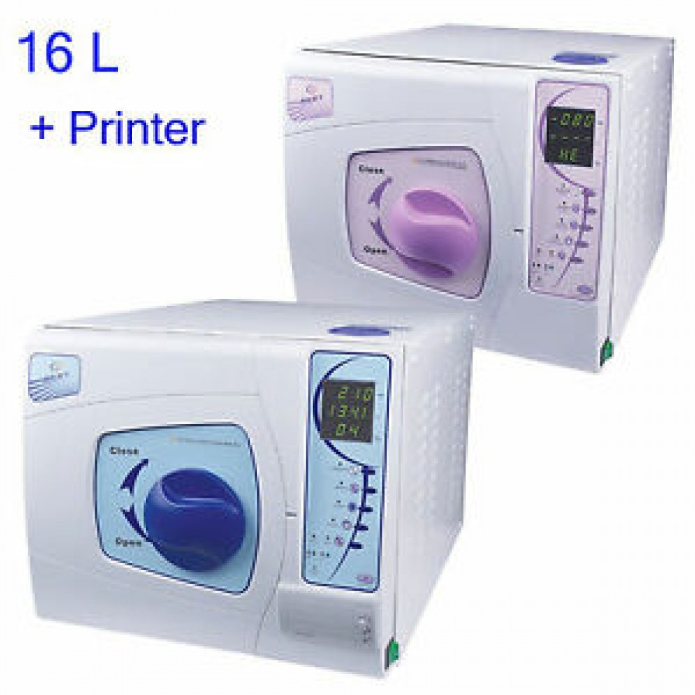Class B Dental Medical Sterilized Autoclave with Printer