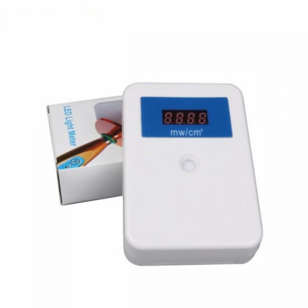 Dental LED Curing Light Tester Light Spectrum Meter